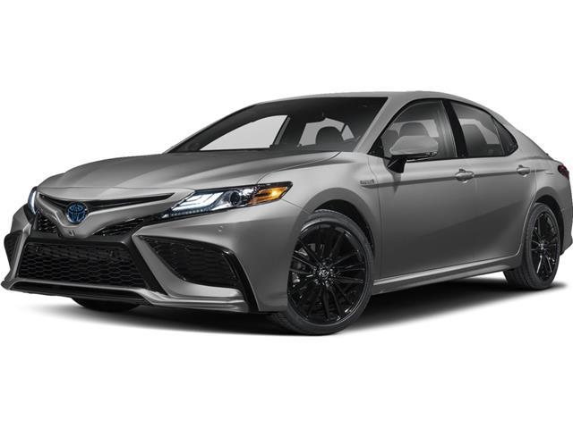 2021 Toyota Camry Hybrid SE (Stk: 43091) in Chatham - Image 1 of 3