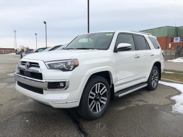 2021 Toyota 4Runner Base (Stk: 43128) in Chatham - Image 1 of 1