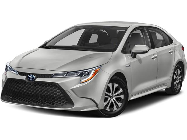 2021 Toyota Corolla Hybrid Base w/Li Battery (Stk: 43160) in Chatham - Image 1 of 2