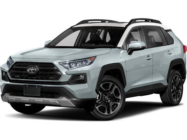 2021 Toyota RAV4 Trail (Stk: ) in Chatham - Image 1 of 1