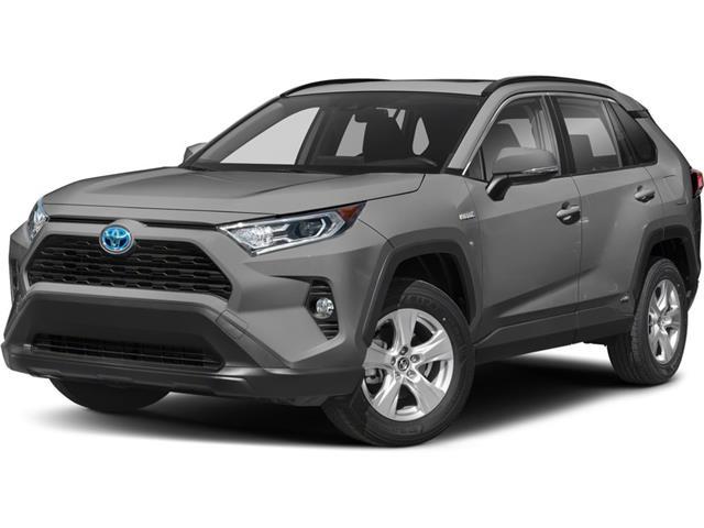 2021 Toyota RAV4 Hybrid XLE (Stk: 43202) in Chatham - Image 1 of 1