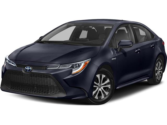 2021 Toyota Corolla Hybrid Base w/Li Battery (Stk: 43221) in Chatham - Image 1 of 2