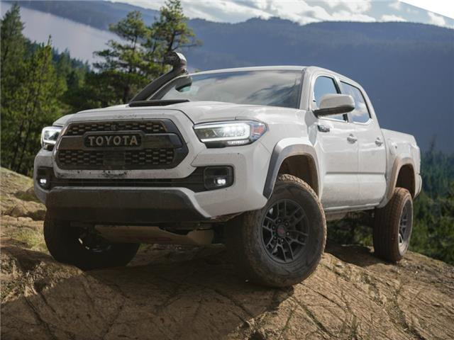 2021 Toyota Tacoma Base (Stk: ) in Chatham - Image 1 of 2