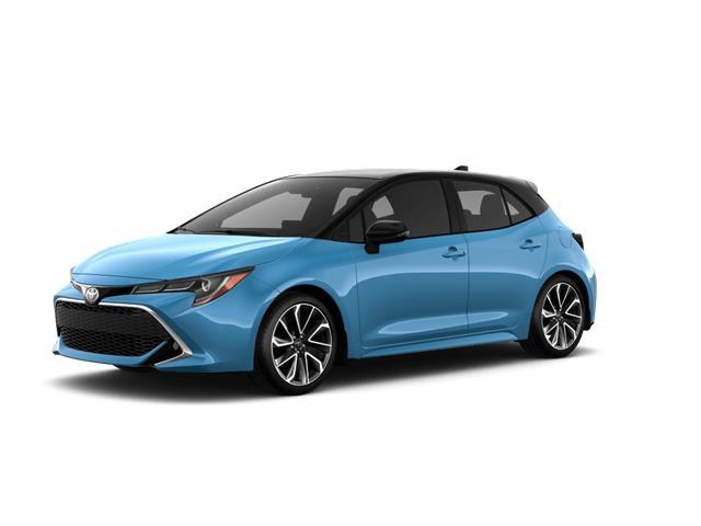 2022 Toyota Corolla Hatchback Base (Stk: ) in Chatham - Image 1 of 2