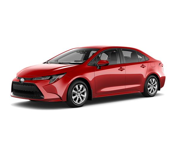2021 Toyota Corolla LE (Stk: ) in Chatham - Image 1 of 2