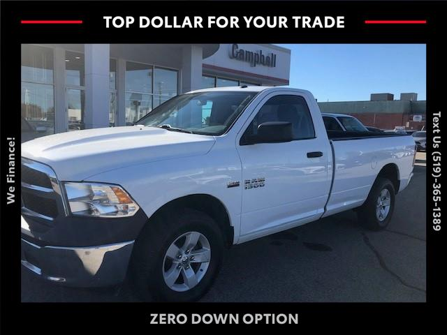 2016 RAM 1500 ST (Stk: CP10209) in Chatham - Image 1 of 7