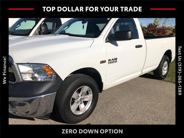 2015 RAM 1500 ST (Stk: CP10208) in Chatham - Image 1 of 9