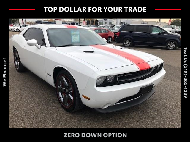 2013 Dodge Challenger SXT (Stk: CP10145) in Chatham - Image 1 of 13