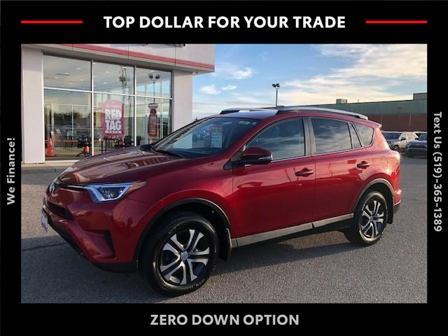 2016 Toyota RAV4 LE (Stk: CP10153) in Chatham - Image 1 of 11