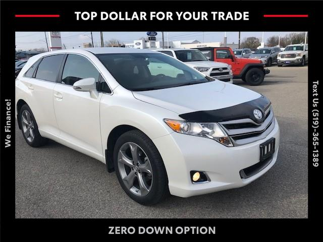 2016 Toyota Venza Base V6 (Stk: ) in Chatham - Image 1 of 10