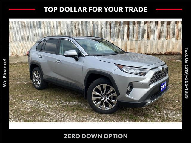 2019 Toyota RAV4 Limited (Stk: CP10219) in Chatham - Image 1 of 29