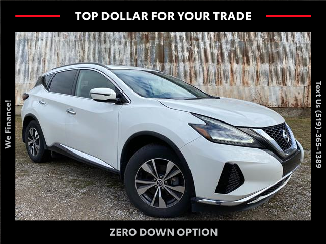 2019 Nissan Murano SV 5N1AZ2MS1KN147902 CP10148 in Chatham