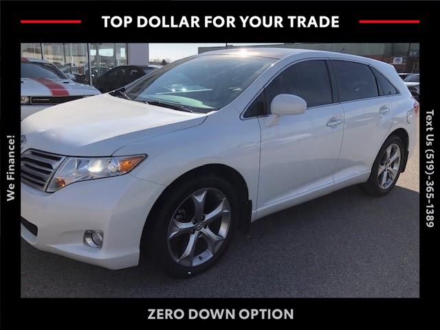 2011 Toyota Venza Base V6 (Stk: CP10281) in Chatham - Image 1 of 5