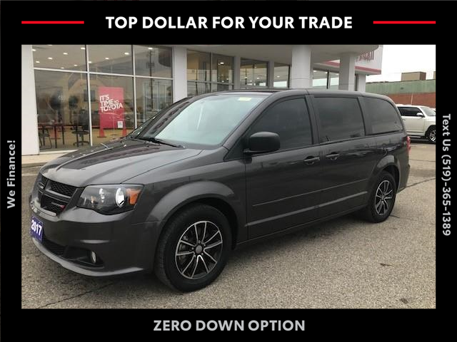 2017 Dodge Grand Caravan CVP/SXT (Stk: 289650A) in Chatham - Image 1 of 12