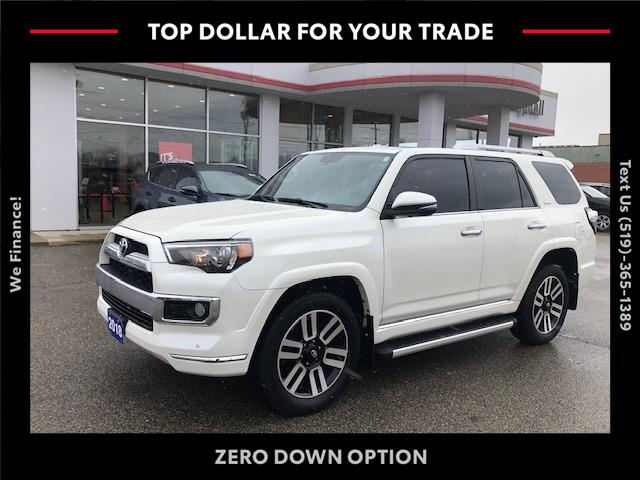 2018 Toyota 4Runner SR5 (Stk: CP10317) in Chatham - Image 1 of 11