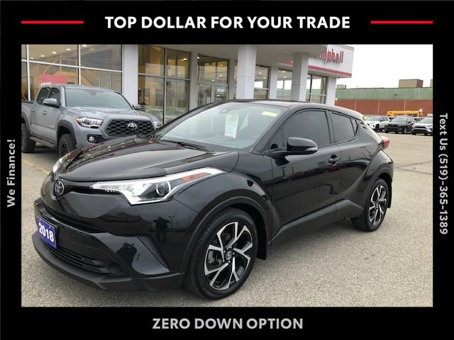 2018 Toyota C-HR XLE (Stk: 43052A) in Chatham - Image 1 of 12
