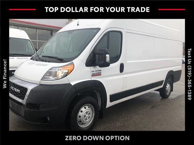 2020 RAM ProMaster 3500 High Roof (Stk: CP10342) in Chatham - Image 1 of 12