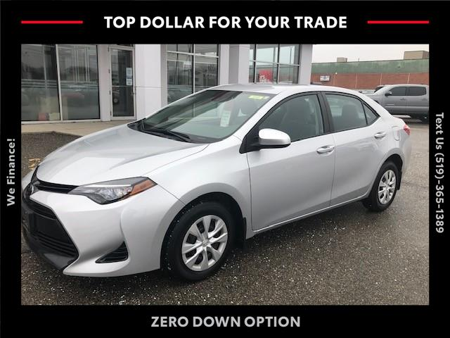 2017 Toyota Corolla CE (Stk: CP10340) in Chatham - Image 1 of 12