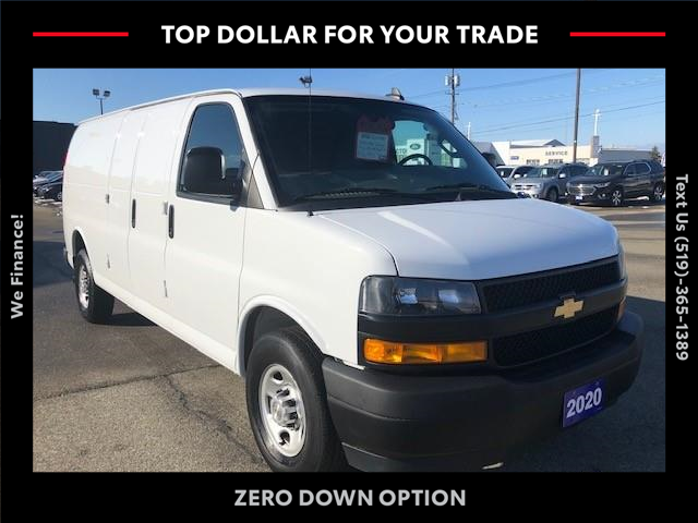 2020 Chevrolet Express 2500 Work Van (Stk: CP10376) in Chatham - Image 1 of 12