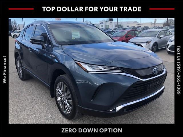 2021 Toyota Venza XLE (Stk: 42030A) in Chatham - Image 1 of 14