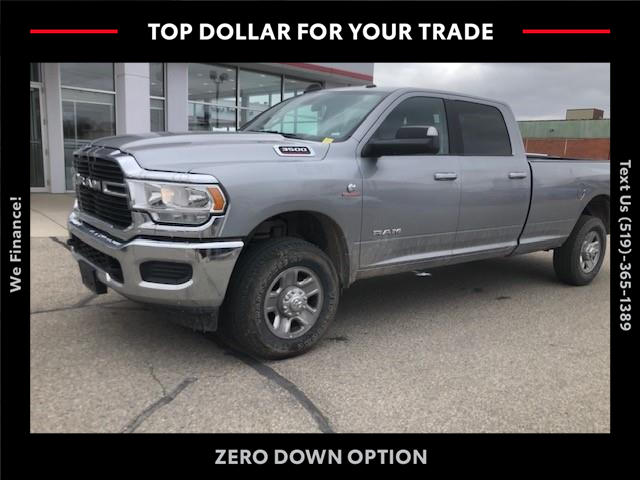 2020 RAM 3500 Big Horn (Stk: ) in Chatham - Image 1 of 7