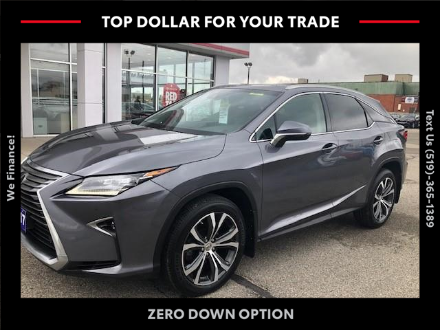 2017 Lexus RX 350 Base (Stk: CP10475) in Chatham - Image 1 of 18