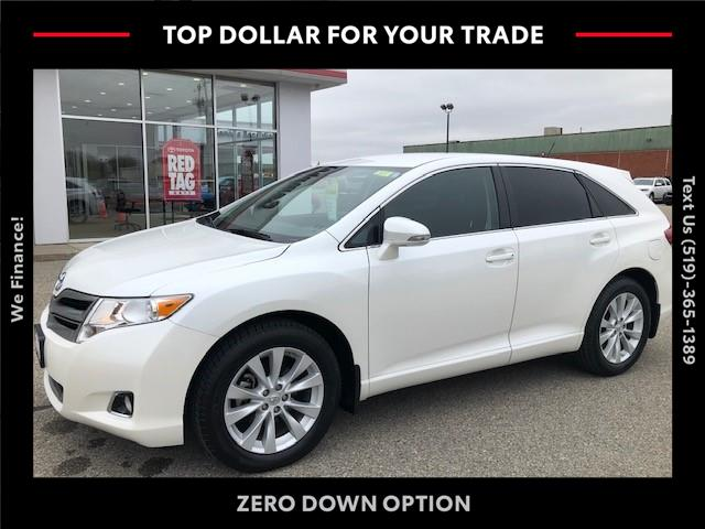 2016 Toyota Venza Base (Stk: 43081A) in Chatham - Image 1 of 16