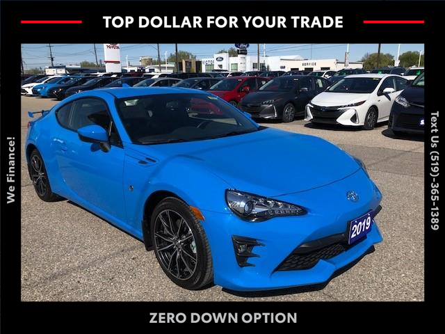 2019 Toyota 86 GT (Stk: CP10533) in Chatham - Image 1 of 12