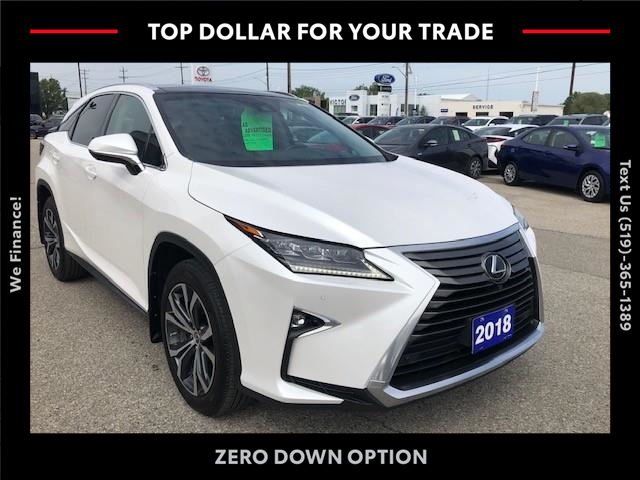 2018 Lexus RX 350 Base (Stk: CP10557) in Chatham - Image 1 of 17