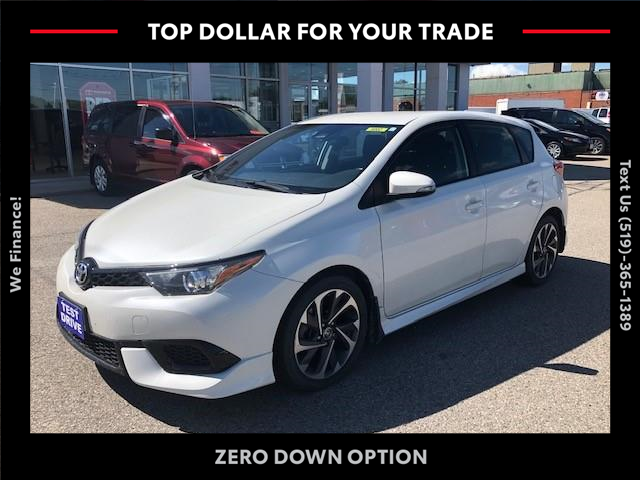 2018 Toyota Corolla iM Base (Stk: 43309A) in Chatham - Image 1 of 8