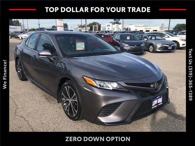 2018 Toyota Camry SE (Stk: CP10720) in Chatham - Image 1 of 13