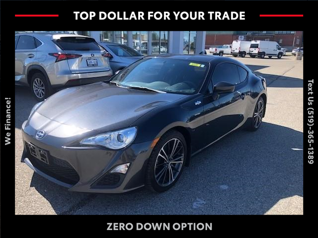 2016 Scion FR-S Base (Stk: 43411A) in Chatham - Image 1 of 12