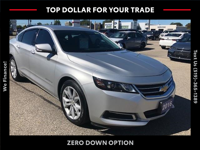 2016 Chevrolet Impala 2LT (Stk: CP10687A) in Chatham - Image 1 of 14
