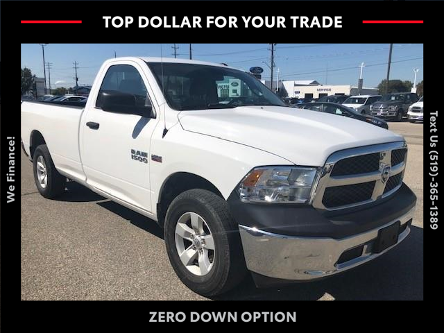 2018 RAM 1500 ST (Stk: CP10773) in Chatham - Image 1 of 8