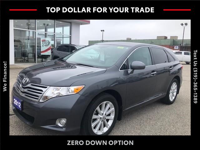 2012 Toyota Venza Base (Stk: 43388A) in Chatham - Image 1 of 14