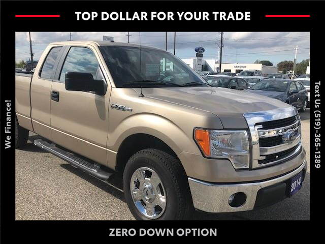 2014 Ford F-150 XLT (Stk: 43345A) in Chatham - Image 1 of 10