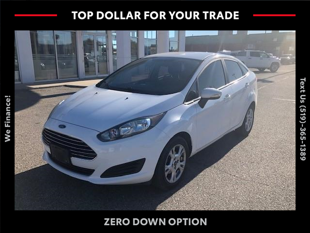 2016 Ford Fiesta SE (Stk: 44005A) in Chatham - Image 1 of 5