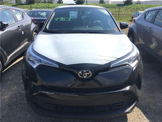 2018 Toyota C-HR XLE (Stk: 19963) in Brampton - Image 2 of 4