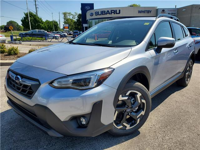 2021 Subaru Crosstrek Limited (Stk: 21S01) in Whitby - Image 1 of 17