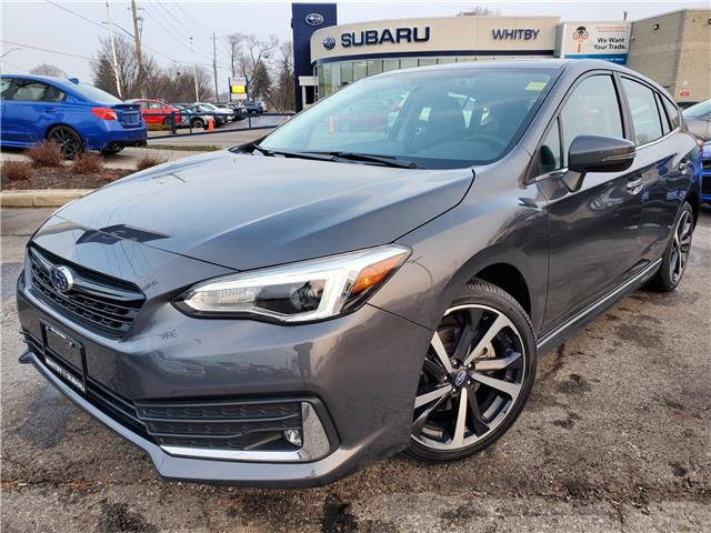 2020 Subaru Impreza Sport-tech (Stk: U4070P) in Whitby - Image 1 of 20