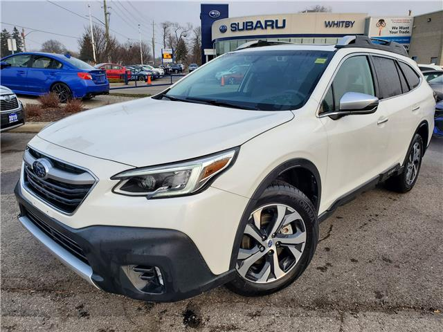 2020 Subaru Outback Premier (Stk: U4058P) in Whitby - Image 1 of 20