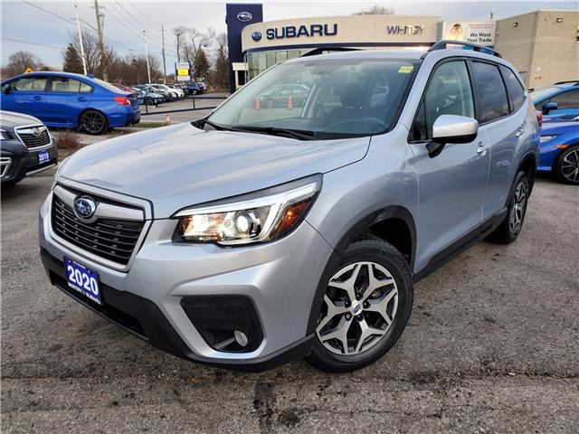 2020 Subaru Forester Convenience (Stk: U4075P) in Whitby - Image 1 of 17
