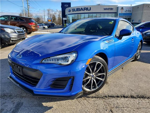 2017 Subaru BRZ Sport-tech (Stk: 21S177A) in Whitby - Image 1 of 17