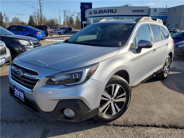 2018 Subaru Outback 3.6R Limited (Stk: 21S132A) in Whitby - Image 1 of 19