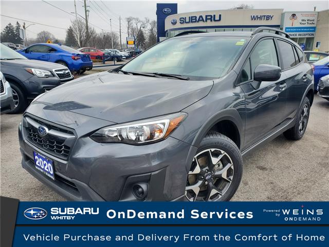 2020 Subaru Crosstrek Convenience (Stk: U4042P) in Whitby - Image 1 of 19