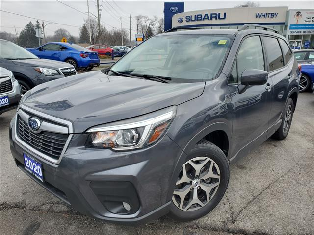 2020 Subaru Forester Convenience (Stk: U4024P) in Whitby - Image 1 of 19