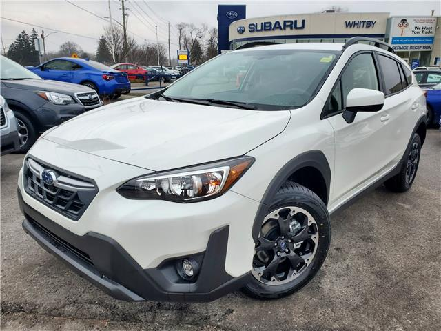 2021 Subaru Crosstrek Touring (Stk: 21S121) in Whitby - Image 1 of 13