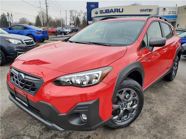 2021 Subaru Crosstrek Outdoor (Stk: 21S150) in Whitby - Image 1 of 14