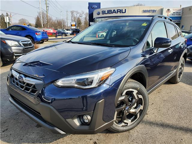 2021 Subaru Crosstrek Limited (Stk: 21S308) in Whitby - Image 1 of 16
