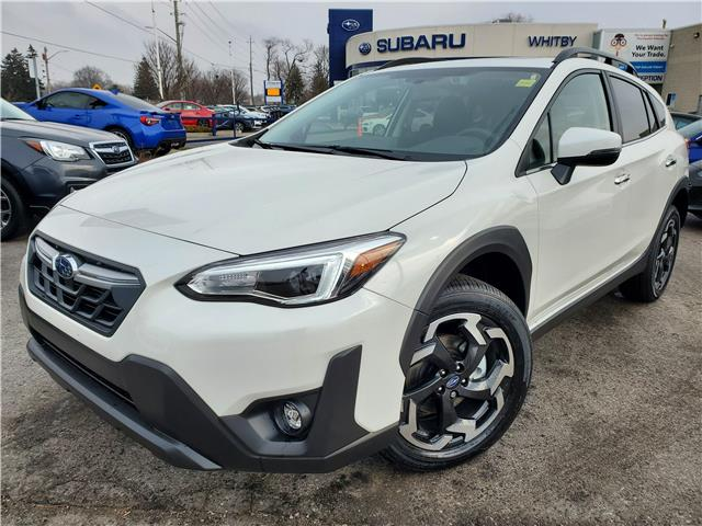 2021 Subaru Crosstrek Limited (Stk: 21S199) in Whitby - Image 1 of 16